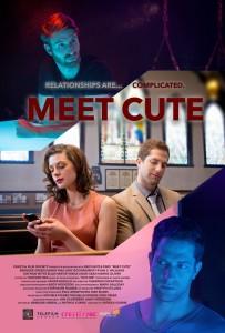 MEET CUTE Poster WO